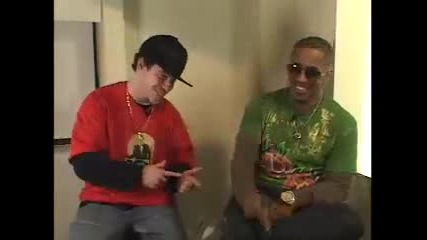 Gee Que Interview Marques Houston