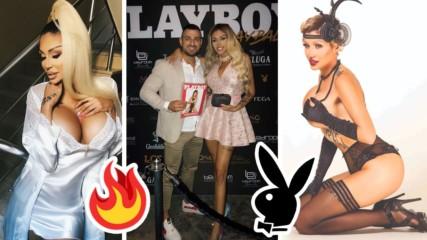 Джулиана Гани грее на корицата на Playboy, мечтае за нещо странно
