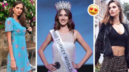 Българската Мис Турция: Красавица с родители от Джебел взе короната! Вижте я!