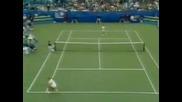 Steffi Graff v Martina Navratilova. Us Open 1987 Final