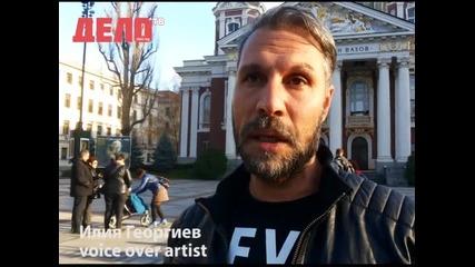 Илия Георгиев пред Delo Tv