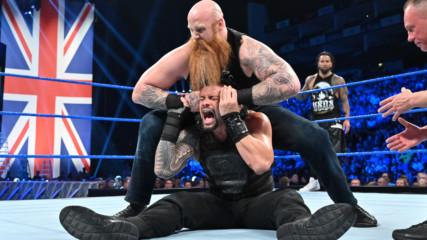 Reigns & Usos vs. McMahon, Bryan, Rowan & Elias: SmackDown LIVE, May 14, 2019