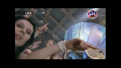 Tokio Hotel - Automatic - 03.06.2011 премия Муз-тв 44