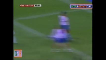 29.11 Atletico Madrid - Espanyol 4:0 Кун Агуеро втори гол !