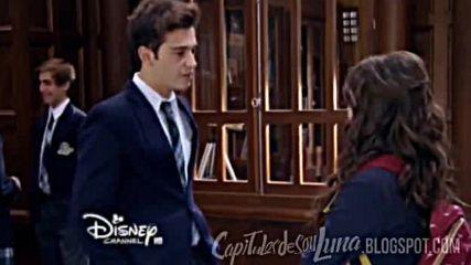 soy luna-Матео иска Луна в отбора си-целия разговор епизод 46