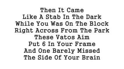 Conejo Feat. Frank V - Stab In The Dark (with Lyrics On Screen)