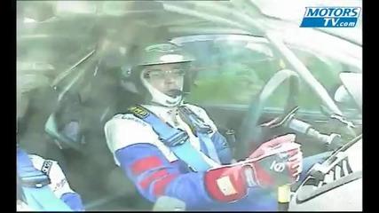 Volant 207 Peugeot 2009 Rallye du Limousin