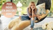 Jennifer Aniston's 5 home decor tips