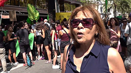 Spain: Protesters rally outside Brazilian consulate over Bolsonaro's handling of wildfires