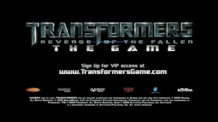 Transformers Rotf Teaser Trailer