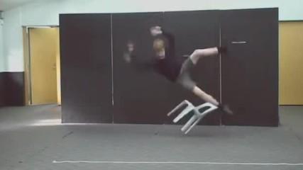 Падане от стол