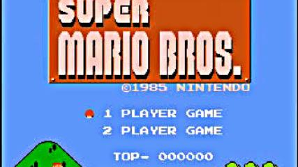 Super Mario Bros Nes Music - Overworld Theme