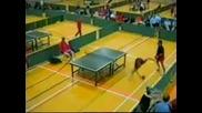 Тенисът,  спорта на смърта