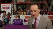 "Why ""Thank You"" Works With Jim Parsons"