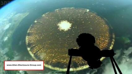 Нло с размери 5000 км е заснет от Мкс?