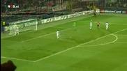 Филипо Индзаги стана голмайстор №1в Европа - Милан 2:2 Реал Мадрид