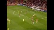 Шампионска лига 15.04 Арсенал 3:0 Виляреал - всички голове