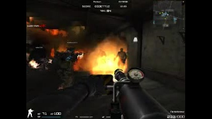 combat arms - cabin fever - firetime