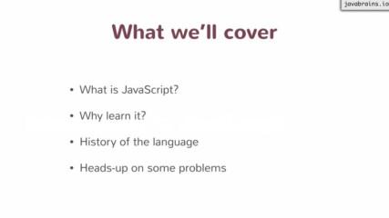 Въведение в Javascript - 02 Урок + Бг субтитри