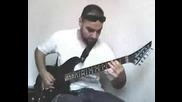 Milen Dimitrov - Satch Boogie(cover)