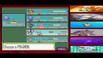servine играем pokemon ruby randomizer nuzlocke eп 6
