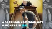3 facts about the arrest of Brazilian comedian Danilo Gentili