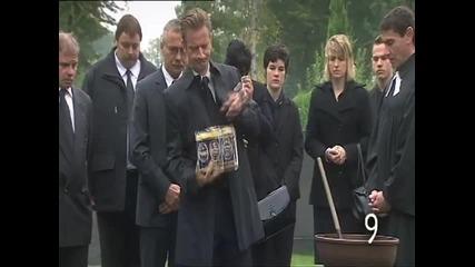 10 неща, които не трябва да правите, когато сте на погребение