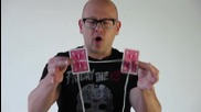 Learn The 'linking ipod' Card Trick