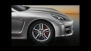Porsche Panamera - Официални Снимки 2.