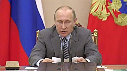 Путин: В спорта не може и не трябва да има място за допинг