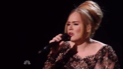 Adele - All I Ask [ 2015 New York Live + Превод ]