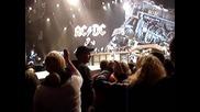 Ac - Dc - Rock N Roll Train Live at N.y. 26.10.2008 Wachovia Arena