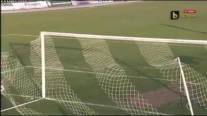 Локомотив Пловдив 2-3 Левски София