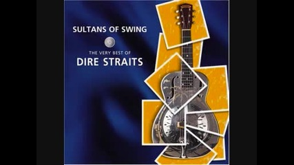 Dire Straits - Sultans of Swing Not Live Cd version