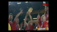Hd Big Final New World Cup Champion 2010 is Spain ! Holland 0 - 1 Spain