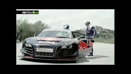 Carlos Sainz - Audi R8 Lms