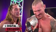 Riddle discusses his camel ride with Randy Orton: WWE Digital Exclusive, Oct. 21, 2021