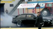 Звepcки Старт - Ford Sierra Cosworth