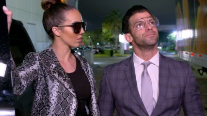 Chelsea Green & Robert Stone aren't feeling it tonight: WWE.com Exclusive, Jan. 22, 2020