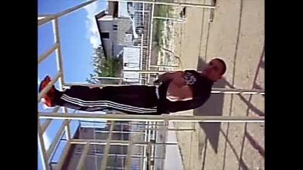 Jordan Michov Street Workout