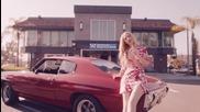 Iggy Azalea - Trouble ft. Jennifer Hudson Official music video