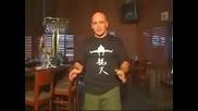 Bas Rutten показва Street Fight