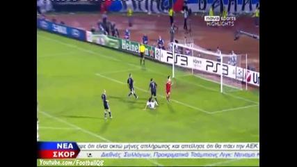 * Uefa Champions League* Fk Partizan Vs Rsc Anderlecht 18.08.2010
