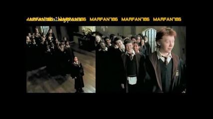 филмови грешки на Хари Потър и затворникът от Азкабан