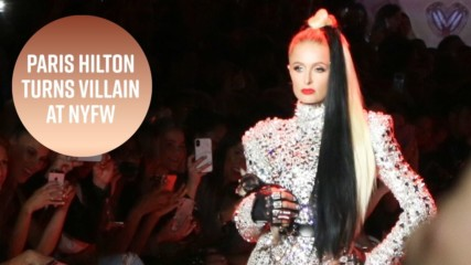 The Blonds put on the baddest show at NYFW