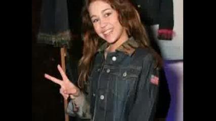 Miley Cyrus Peace