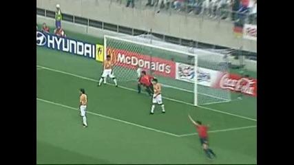 Испания-парагвай 3-1 2002 world cup