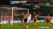 Уулвърхaмптън 2:1 Манчестър Юнайтед