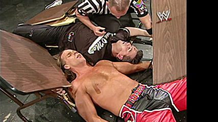 Shawn Michaels vs. Shane McMahon – Street Fight: Saturday Night's Main Event, March 18, 2006 (Full Match)
