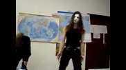 Black Metal in School